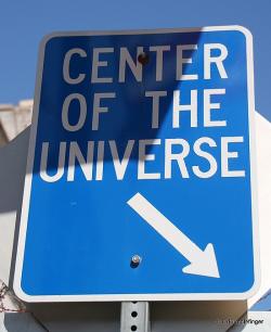 center universe