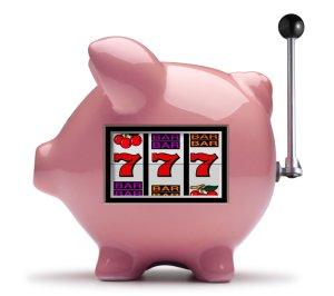 onstartups piggy bank slots
