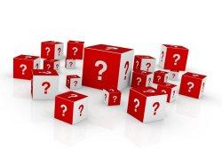question cubes