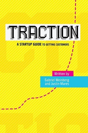 Advice and insights for entrepreneurs onstartups traction book fandeluxe Image collections