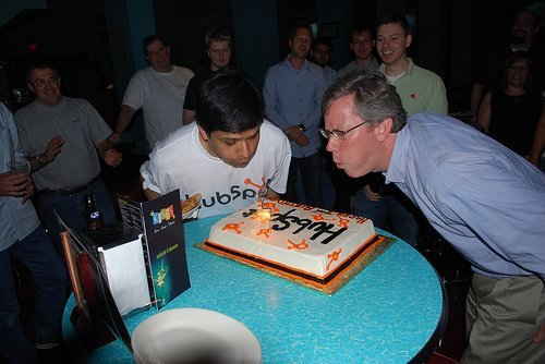 """15 years ago today, on June 9, 2006, HubSpot was """"officially"""" started. I say """"officially"""", because unofficially, I had been noodling on the id"""